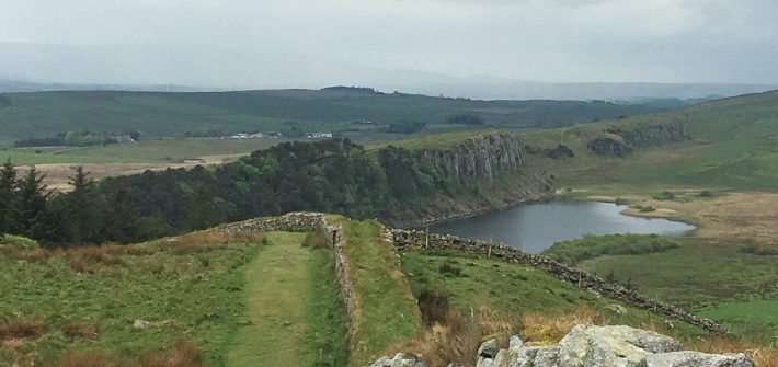 Walking Hadrian's Wall taught me more about myself than I ever imagined.